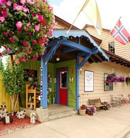 Fountain City, WI : Welcome to Lefse Time Gift Shop!