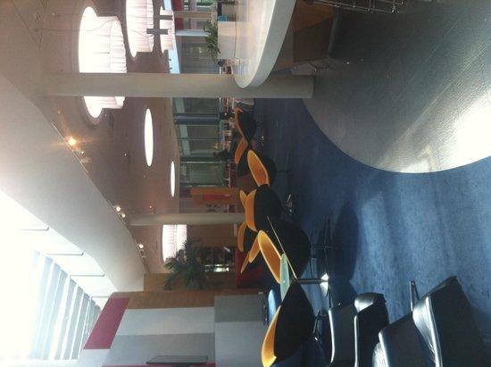 Park Inn by Radisson Oslo Airport : Breakfast Area