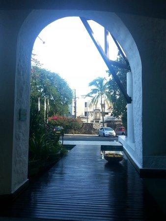 Casuarina Resort & Spa: Hotel entrance