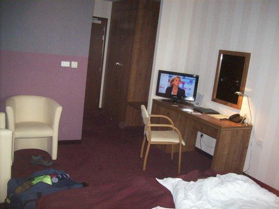 Hotel Swing: Chambre