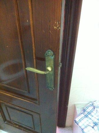 Blue Sea Los Fiscos: door