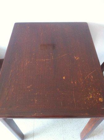 Blue Sea Los Fiscos: nice furniture