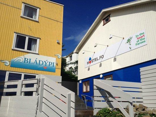 Bladypi Hostel: Centralt boende