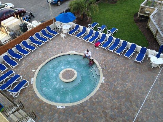 Ocean Park Resort, Oceana Resorts: Jacuzzi