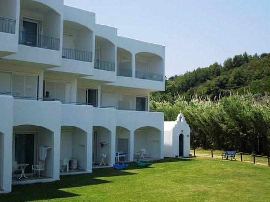 Plaza Skiathos Hotel: Корпус №2