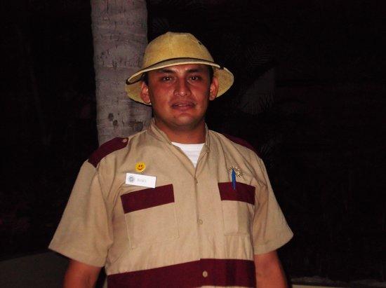 Luxury Bahia Principe Akumal Don Pablo Collection: Bellboy