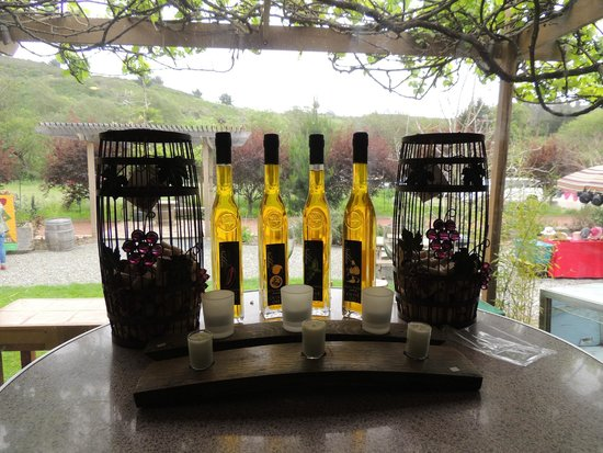 La Nebbia Winery : Winery