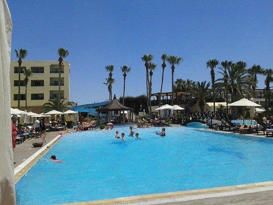 Hotel Paradis Palace : piscina