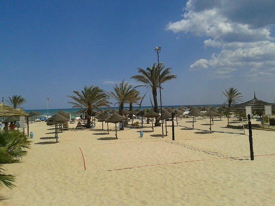 Hotel Paradis Palace: spiaggia