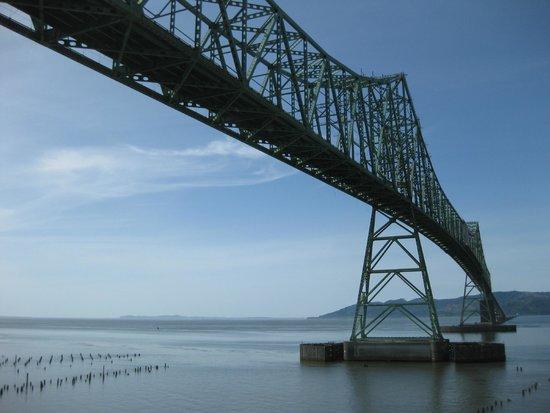 Holiday Inn Express and Suites Astoria : Astoria-Megler Bridge