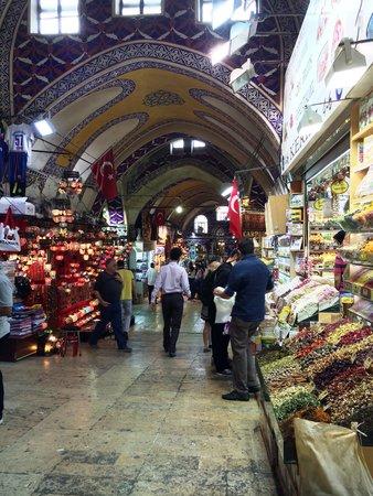 Rose Garden Suites Istanbul: Grand Bazaar