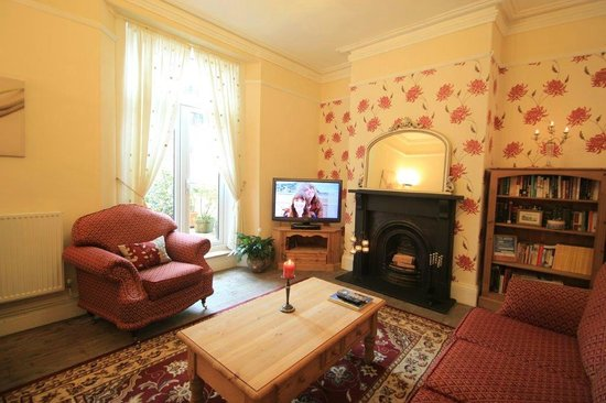 Guest Lounge Picture Of Victoria House B B Caernarfon