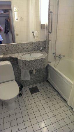 Radisson Blu Hotel Bodo: Bathroom