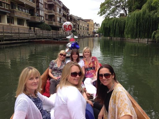 Lets Go Punting: Totally wonderful. Want to go again!