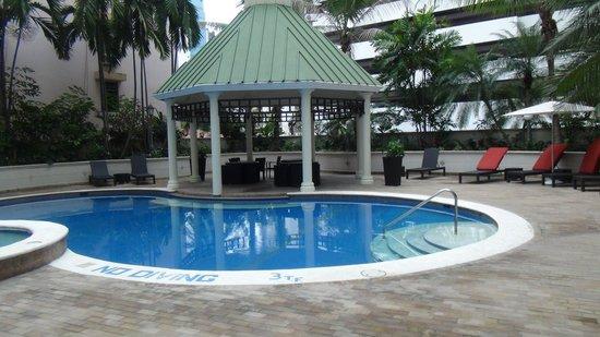 Panama Marriott Hotel : Pool