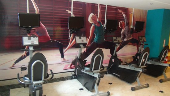Panama Marriott Hotel: Workout room