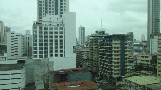 Panama Marriott Hotel: Views of Panama City from the room