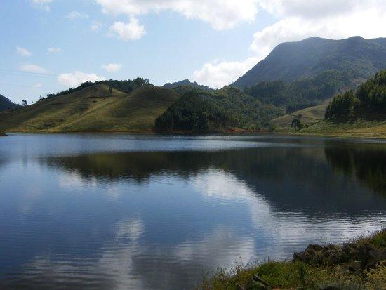 Lago do Alto Bananeiras