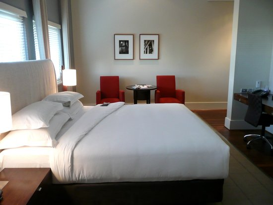 Hotel Lindrum Melbourne - MGallery Collection: Deluxe room