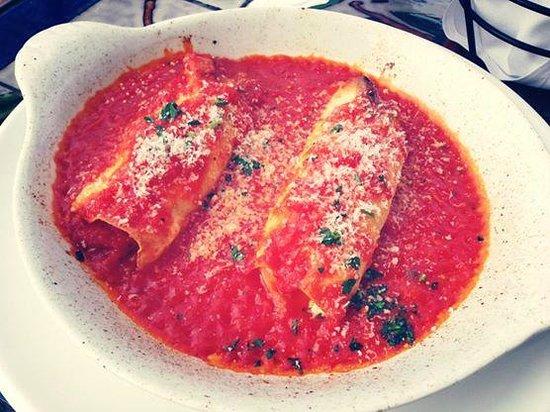 Vivace Restaurant: manacotti