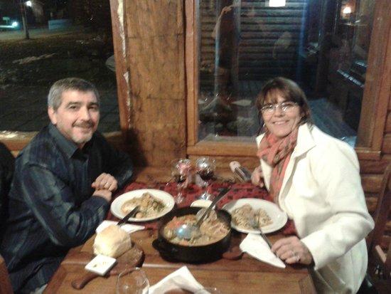 Isabel - Cocina al Disco: lindo lugar, cálido..buen precio