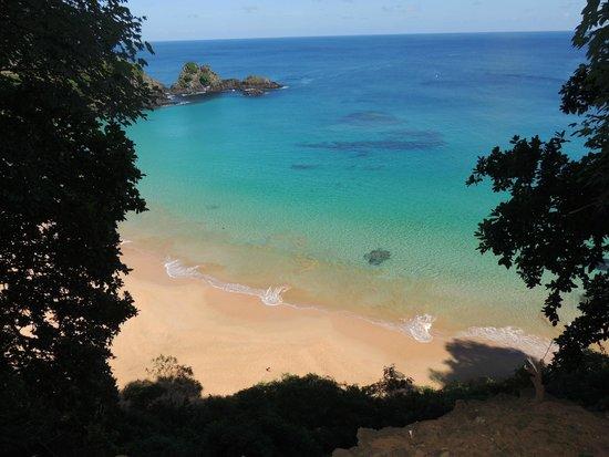 Baia do Sancho: Praia do Sancho! Um espetáculo da natureza!
