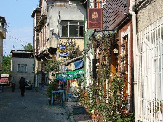 Ahmet Efendi Evi: Exterior view