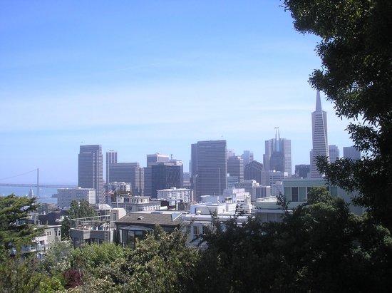 vista desde Coit Tower