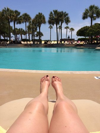 The Westin Hilton Head Island Resort & Spa: Pool Day