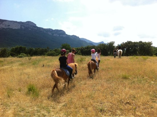 La Ferme Equestre de Rouffiac des Corbieres