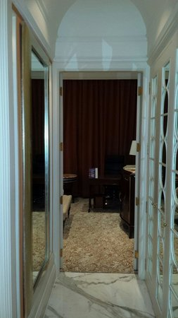 The Taj Mahal Palace: Room