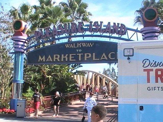 Disney Springs: Pleasure Island Downtown Disney