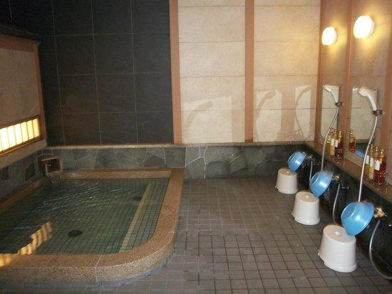 Matsumoto Ryokan : Aperçu du onsen