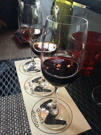 Willi's Wine Bar: Desert Trio