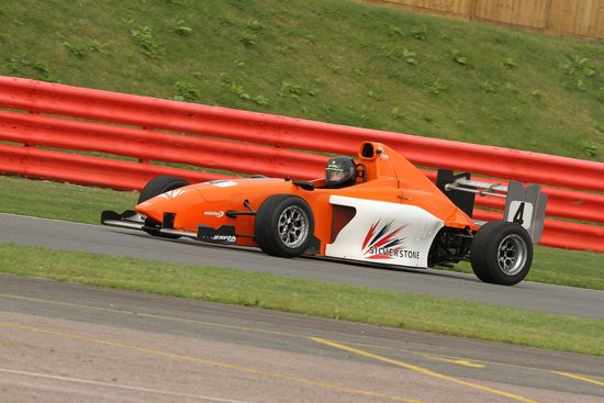 Silverstone Single Seater Experience: Single seater experience 2