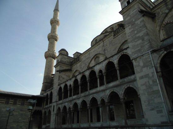 Blue Mosque: Frente