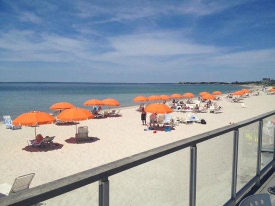 Sea Crest Beach Hotel: The beach at Sea Crest...beautiful