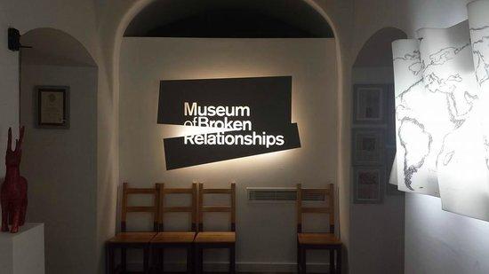 Museum of Broken Relationships : museum