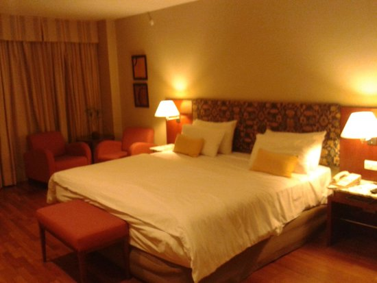 Hotel NH Buenos Aires Latino: Suite Panoramica