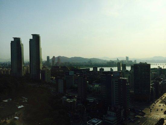 InterContinental Seoul COEX: River View Room