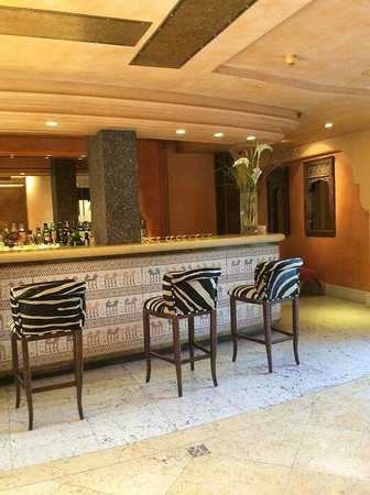 Romano Palace Luxury Hotel : Zebra Bar