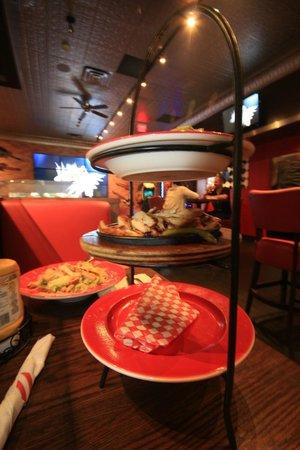 TGI Friday's: Chicken Fajitas