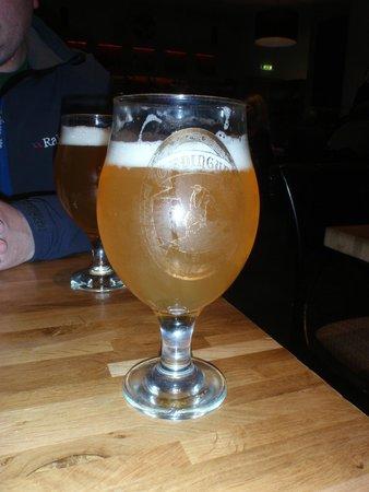 Micro Bar: beer