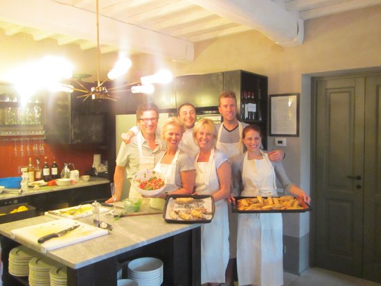 Locanda al Colle : Best time with the cooking master!