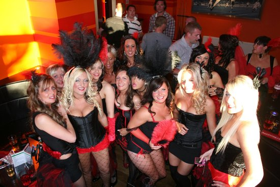 Hen Party at The Escape