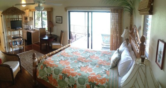 Marjorie's Kauai Inn: Valley View