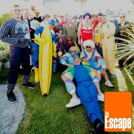 Fun at The Escape!
