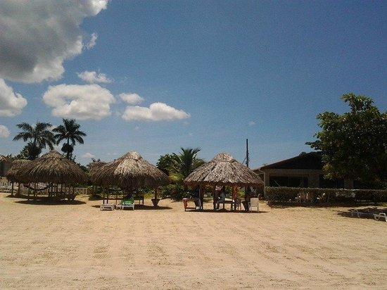 Crystal Waters Villas: View of the resort!