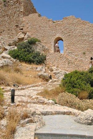 Kritinia Castle : Kritinia