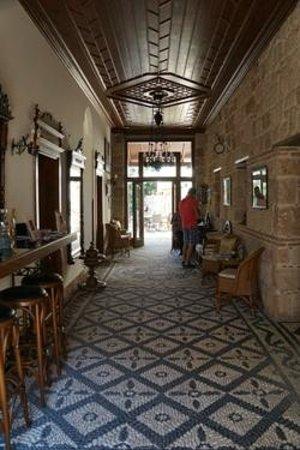 Minyon Boutique Hotel: lobby